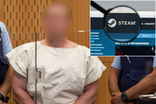 Valve removes over 100 Steam profiles praising New Zealand mosque shooter
