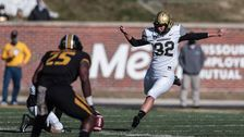 Vanderbilt's Sarah Fuller Makes College Football History
