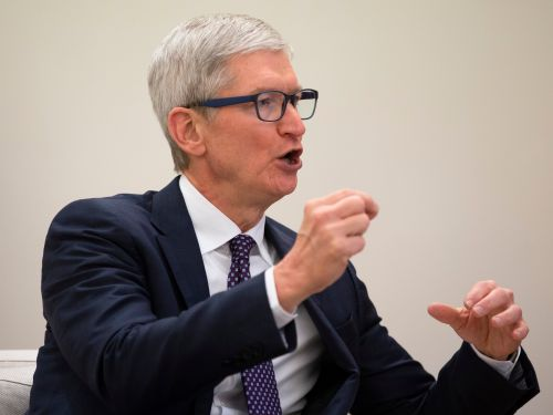 Apple CEO Tim Cook explains the 'revelation' he had late in life that led him to realize his 'highest value'