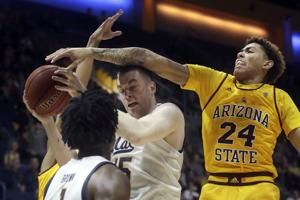 Martin heats up late to push Arizona State past Cal 80-75
