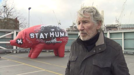 'Zero chance' Julian Assange will get fair trial in the US if extradited, UK govt 'feeding him to the wolves' - Roger Waters to RT
