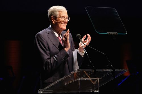 David Koch, billionaire conservative donor, dies at 79