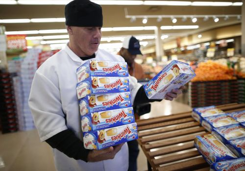 Hostess' push into breakfast pastries has sent its stock soaring - and UBS says the gains are just getting started