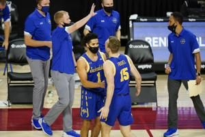 South Dakota St tops Iowa St for 2nd time in program history