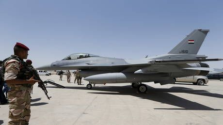 US stops all weapon deliveries to Iraq, citing security concerns - Air Force spokesman