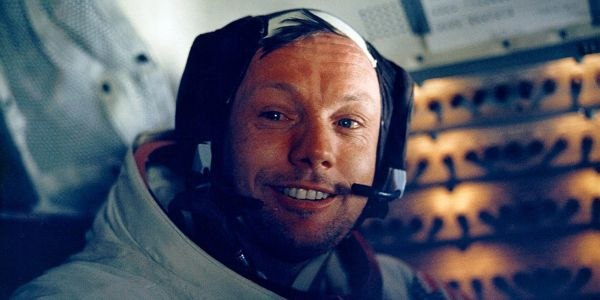 Buzz Aldrin explains why Neil Armstrong was the first person on the moon
