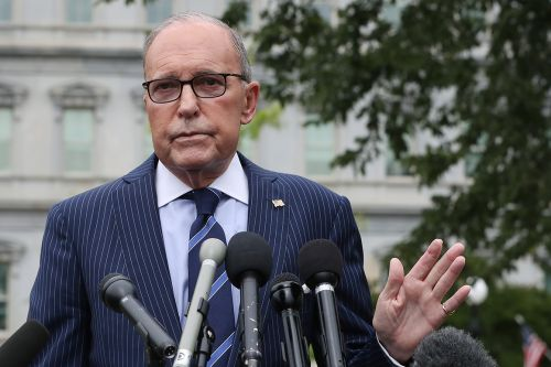 Larry Kudlow: New trade deals will give economy 0.5 percent boost