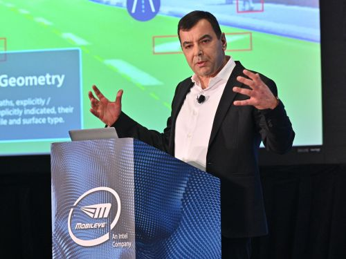The CEO of Mobileye explains why self-driving cars can't be too cautious