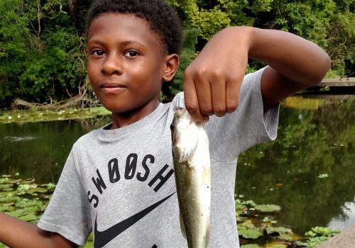 Urban fishing group gets funding grant