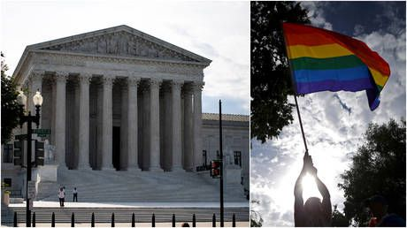 'Unfortunate' views on homosexuality must DISQUALIFY Christians, Muslims & Orthodox Jews from SCOTUS, Biden campaign staffer says