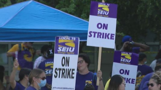 Cook County workers end 18-day strike after tentative agreement reached