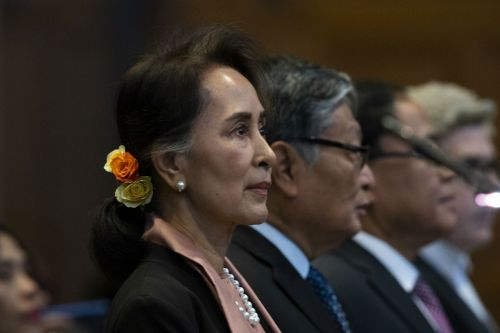 Former pro-democracy icon ready to defend Myanmar in Rohingya genocide case