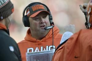 Ready Freddie: Kitchens hired by Browns after offensive run
