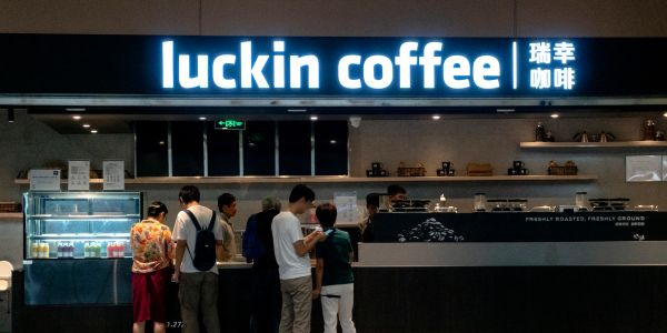 Luckin Coffee stock tanks 80% after discovery that COO fabricated about $310 million in sales