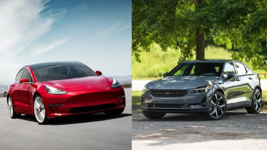 COMPARISON: The Tesla Model 3 beats Volvo's Polestar 2 EV on paper, but here's why the Polestar won me over