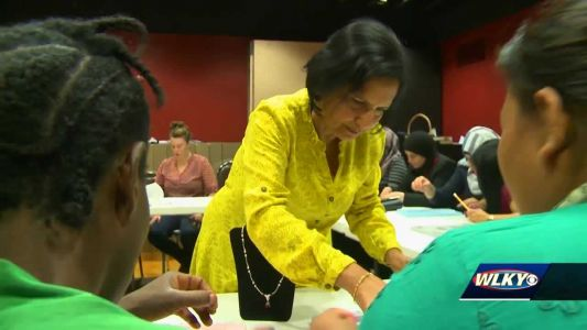 CommUNITY Champion: Louisville woman is turning local refugees into entrepreneurs through her non-profit