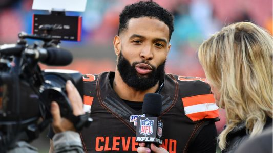 Odell Beckham Jr. has been telling Browns' opponents he wants out of Cleveland, report says