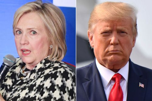 Hillary Clinton rips Trump over new voter conspiracy theory