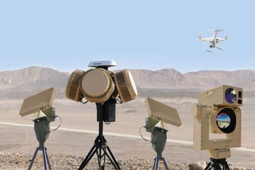 Watch Israel's wild new laser weapon shoot drones out of sky