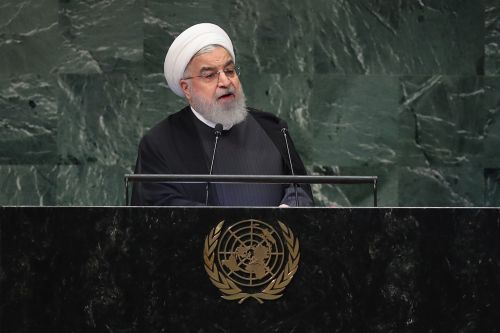 Iran asks West to leave Persian Gulf