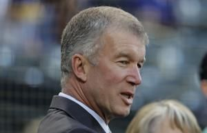 Mariners CEO Kevin Mather has resigned after video surfaced of him expressing views about players and club operations
