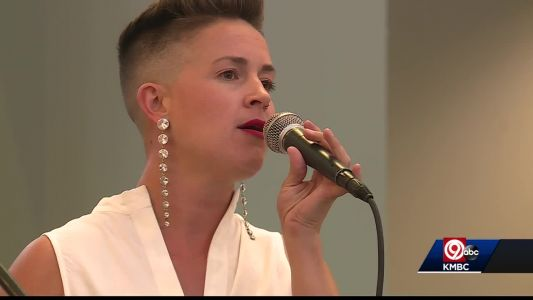 Original 'Hamilton' cast member performs to support library's Story Center