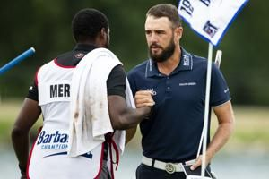 Storms suspend Lincicome's bid to make PGA Tour cut