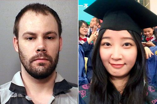 Jurors hear recording of suspect describing how he killed scholar from China