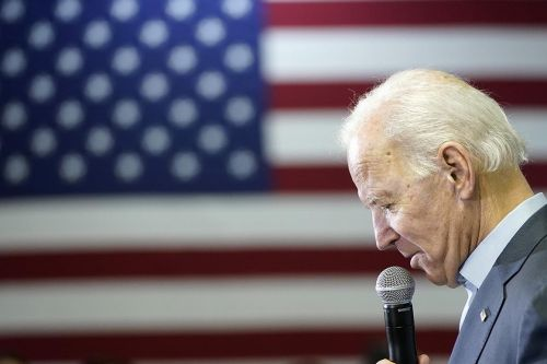 Biden signals to aides that he would serve only a single term
