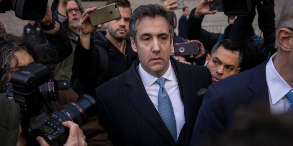 Michael Cohen's lawyer said the White House knew he'd lie to Congress about the Trump Tower-Moscow project and 'did not tell him not to'