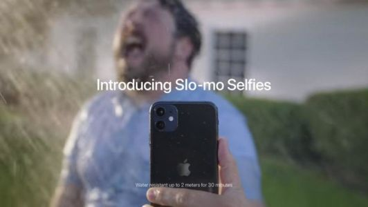 Apple once again tries to get us to use slofies in two new iPhone 11 videos