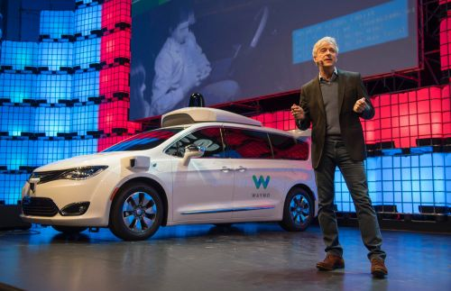 Waymo's CEO says Tesla is 'no competitor at all' when it comes to autonomous vehicles, according to reports