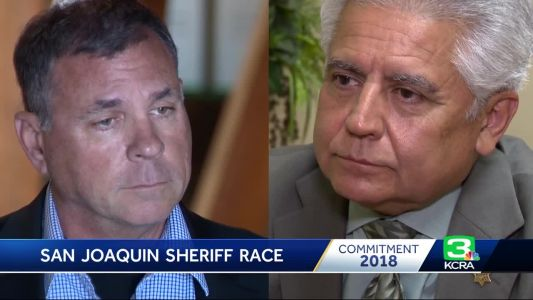 Moore, Withrow face off in San Joaquin County sheriff race
