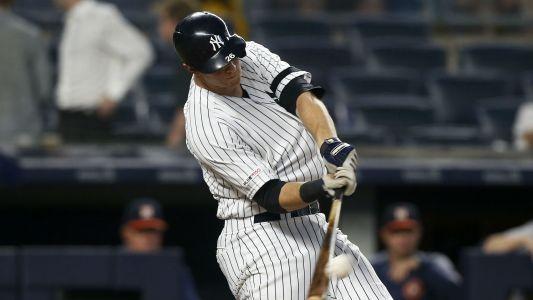 Yankees continue home-run streak, set new club record