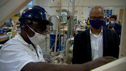 New apprenticeship program seeks to fill shortage of skilled laborers