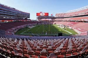 49ers may need temporary home because of new COVID-19 rules
