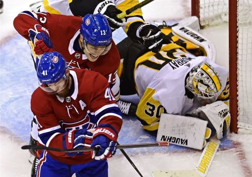 Penguins pushed to brink of elimination after Game 3 loss to Canadiens