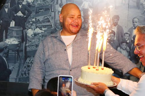 Fat Joe makes extravagant Brooklyn Chop House order, tips appropriately