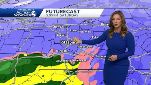 Major Winter Storm for the Weekend