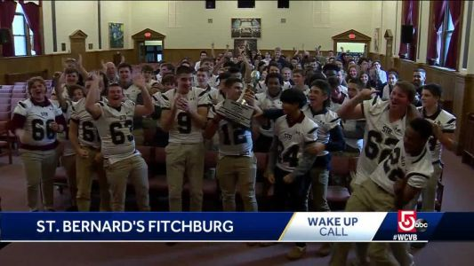 Wake Up Call from St. Bernard's Fitchburg