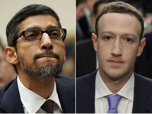 Amnesty says Google and Facebook threaten human rights