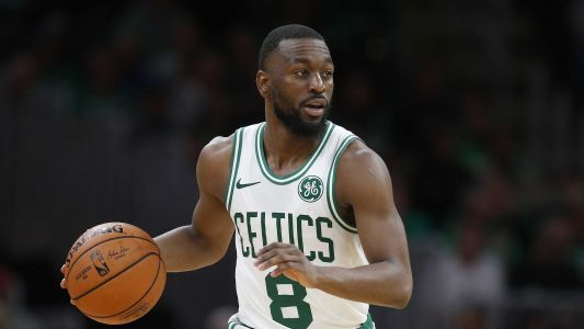 Kemba Walker named NBA All-Star Game starter