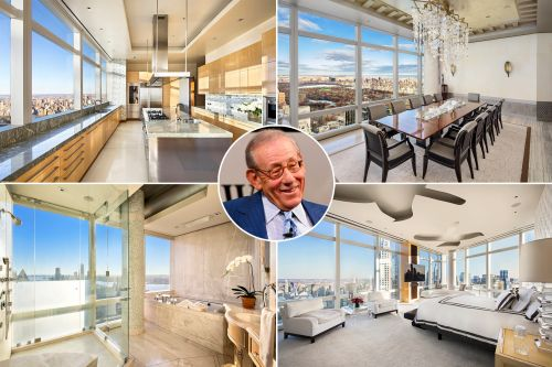 Hudson Yards developer lists $75M penthouse ahead of move