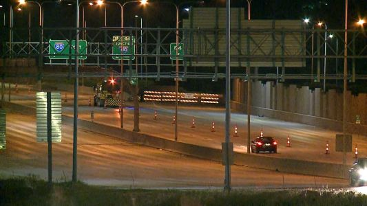 NDOT announces reopening date for I-80 lanes at 84th Street