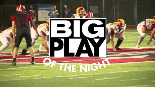 Big Play of the Night 10/23/20