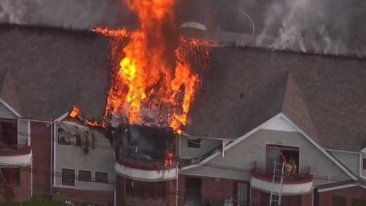 Fire rips through Southern Baptist Theological Seminary apartments; no injuries reported
