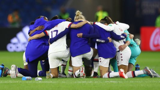 Women's World Cup 2019: USA 'motivated and hungry' for Spain matchup, coach Jill Ellis says