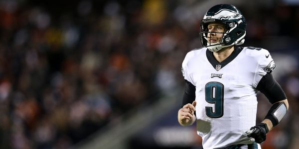 Nick Foles can't stop winning -and it puts the Eagles in a difficult situation as his free agency looms