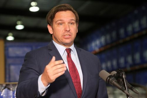 Aiming while blind: DeSantis 'targets' coronavirus with insufficient data