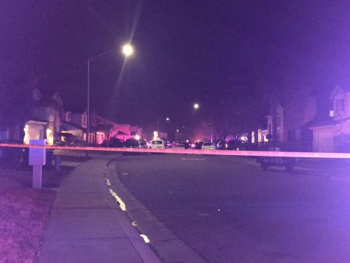 Suspect injured in Stockton officer-involved shooting